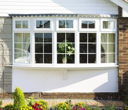 Bow Window front view