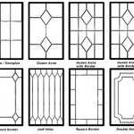 Leaded Glazing Designs