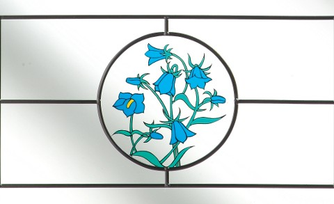 Decorative Stained Glazing Designs